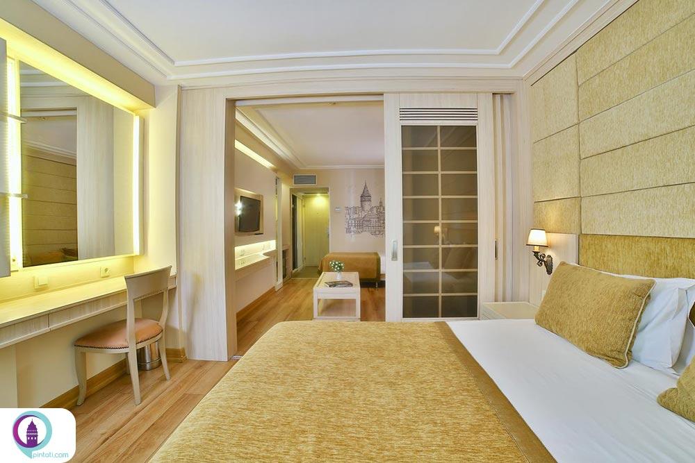 هتل بلوار پالاس استانبول