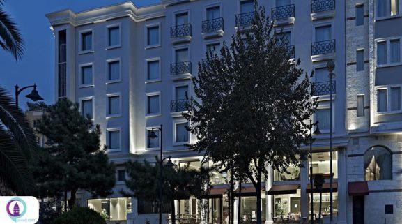 بهترین هتل های 4 ستاره فاتح