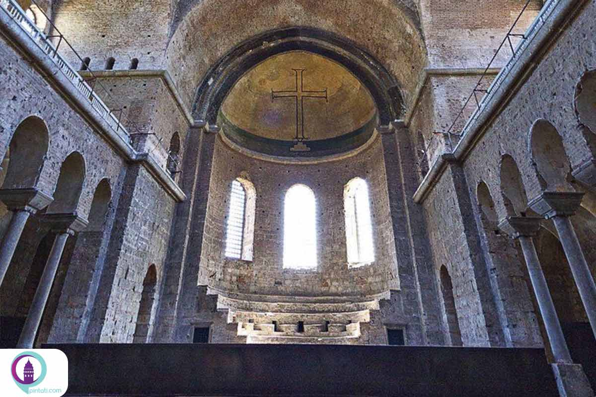 کلیسای ایا ایرنه استانبول