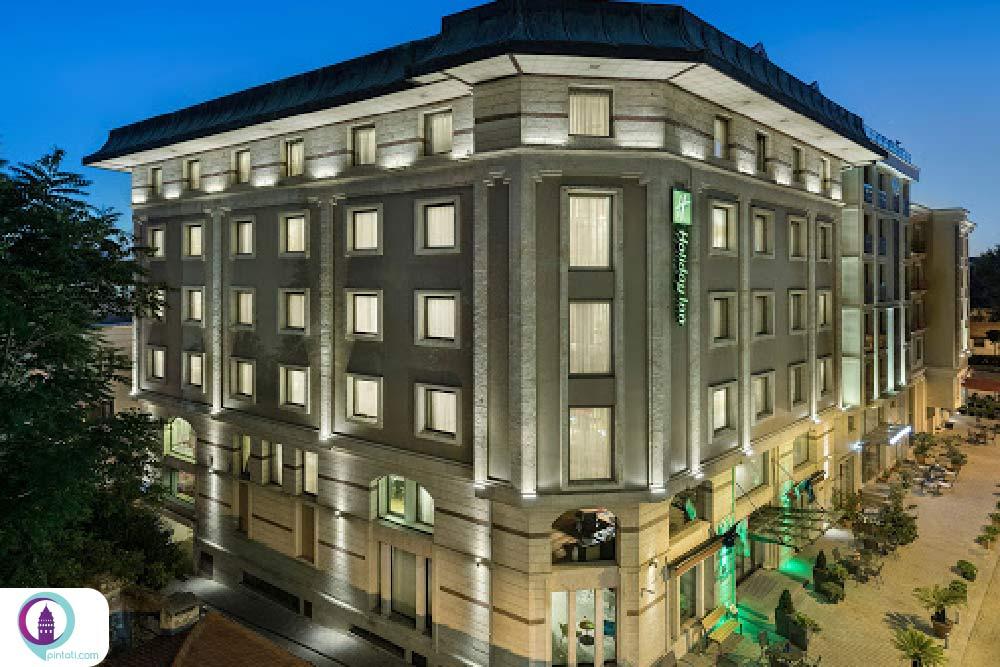 هتل هالیدی این اولد سیتی