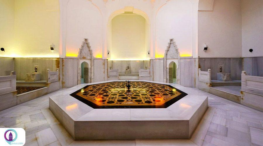 قدیمیترین حمام سنتی استانبول؛ حمام خرم سلطان❤️