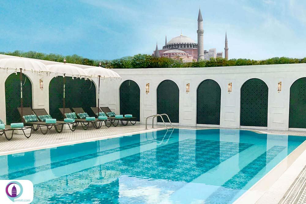 هتل سورا ایاصوفیه استانبول
