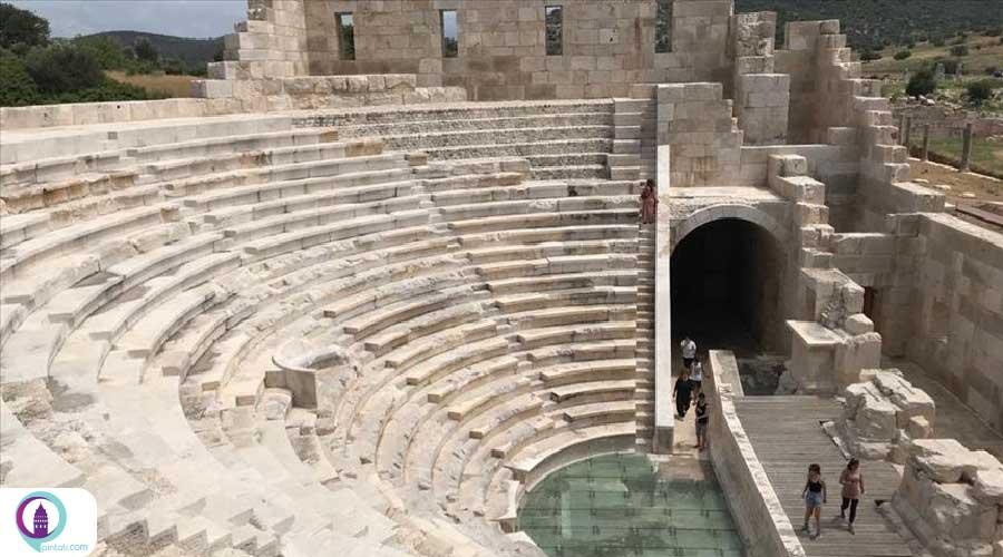 شهر باستانی پاتارا در آنتالیا