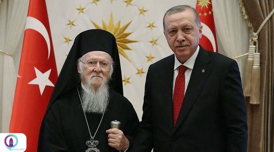 قدردانی از اردوغان بابت بازگشایی صومعه سومولا