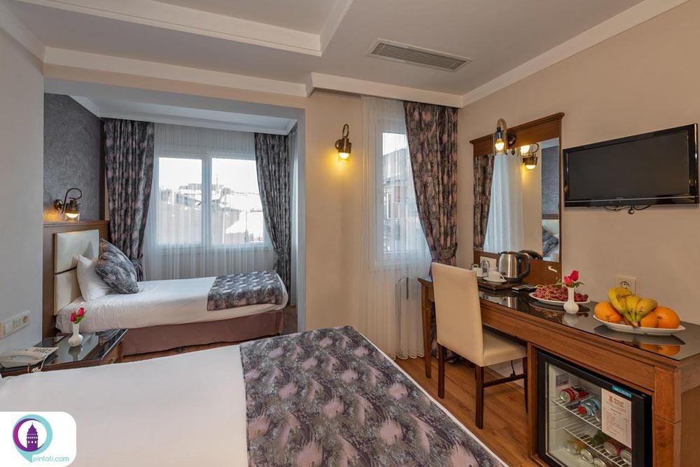 هتل آریستوکرات استانبول