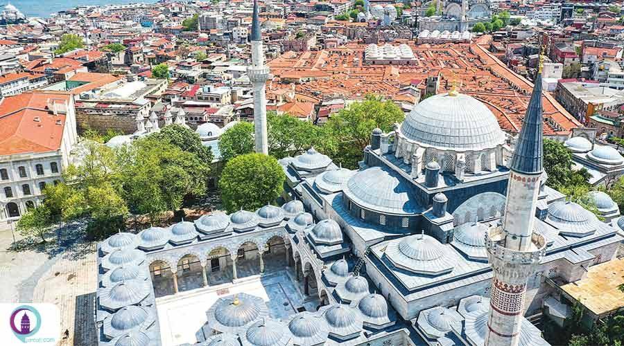 مسجد بایزید استانبول؛ پیشنهادی عالی برای یک عصر در استانبول