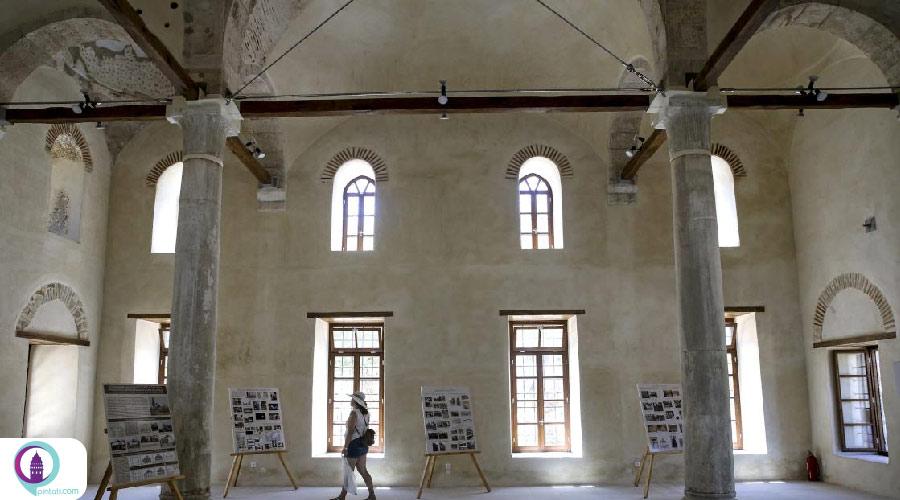 تغییر کاربری بسیاری از آثار تاریخی متعلق به جهان ترک-اسلام در یونان