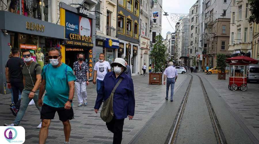آمار کرونا در ترکیه، 25 جولای 2020