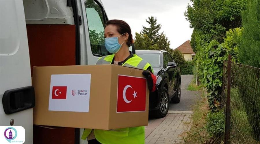 ارسال کمک های پزشکی از سوی ترکیه به بنگلادش