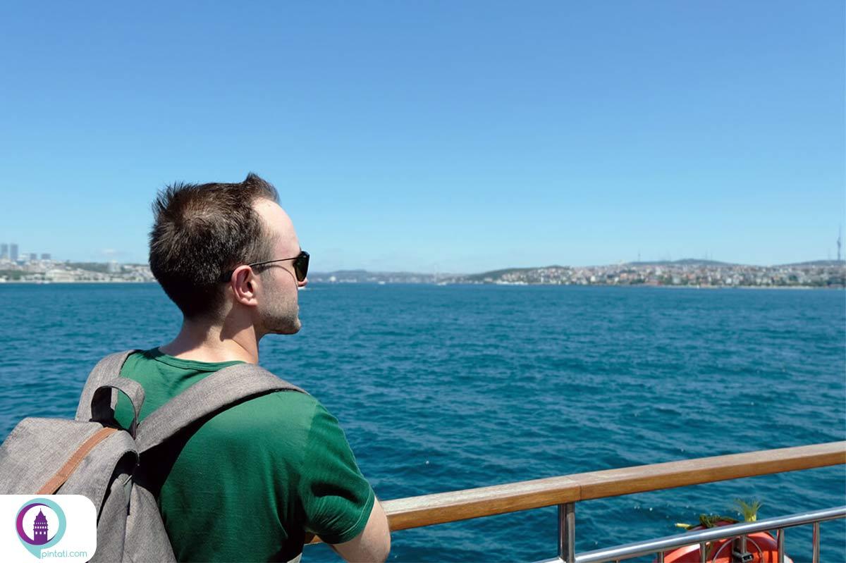 متوسط هزینهسفر یک هفتهای به استانبول