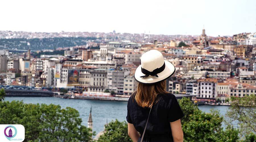 متوسط هزینه سفر یک هفتهای به استانبول