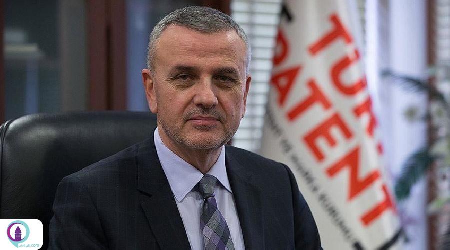 حبیب آسان، رئیس مرکز ثبت اختراعات ترکیه