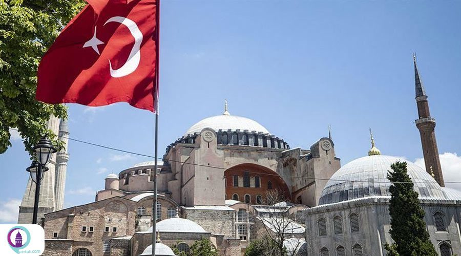 کشیش کاتولیک از اقدام ترکیه درباره ایاصوفیه ستایش کرد