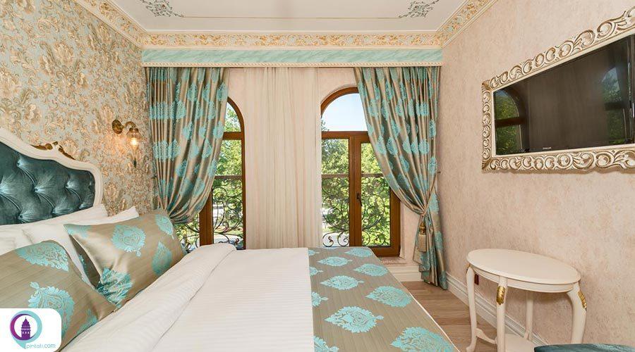سه تا از بهترین هتلهای ۳ ستاره منطقه فاتح ⭐️