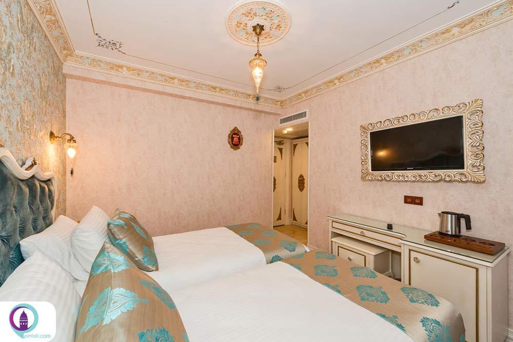 هتل ۱۴۵۳ استانبول