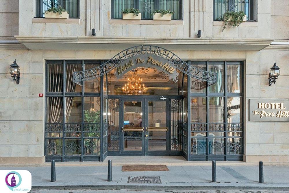 هتل دی پرا هیل استانبول