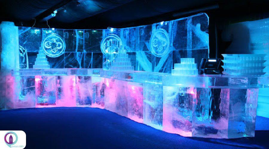 گردشگران از موزه یخ آتا استقبال کردند