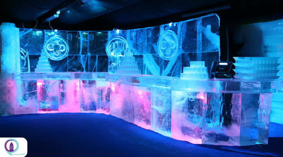 موزه یخ آتا