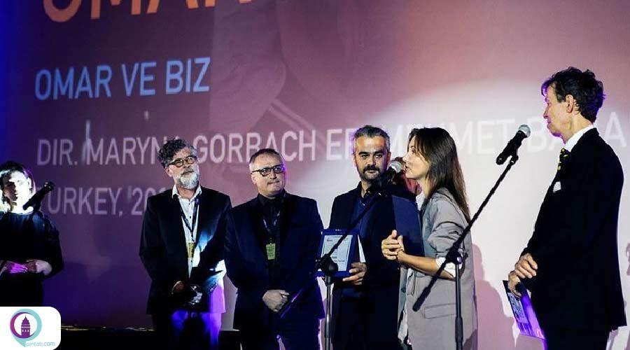 جایزه ویژه برای فیلم عمر و ما  ساخت ترکیه