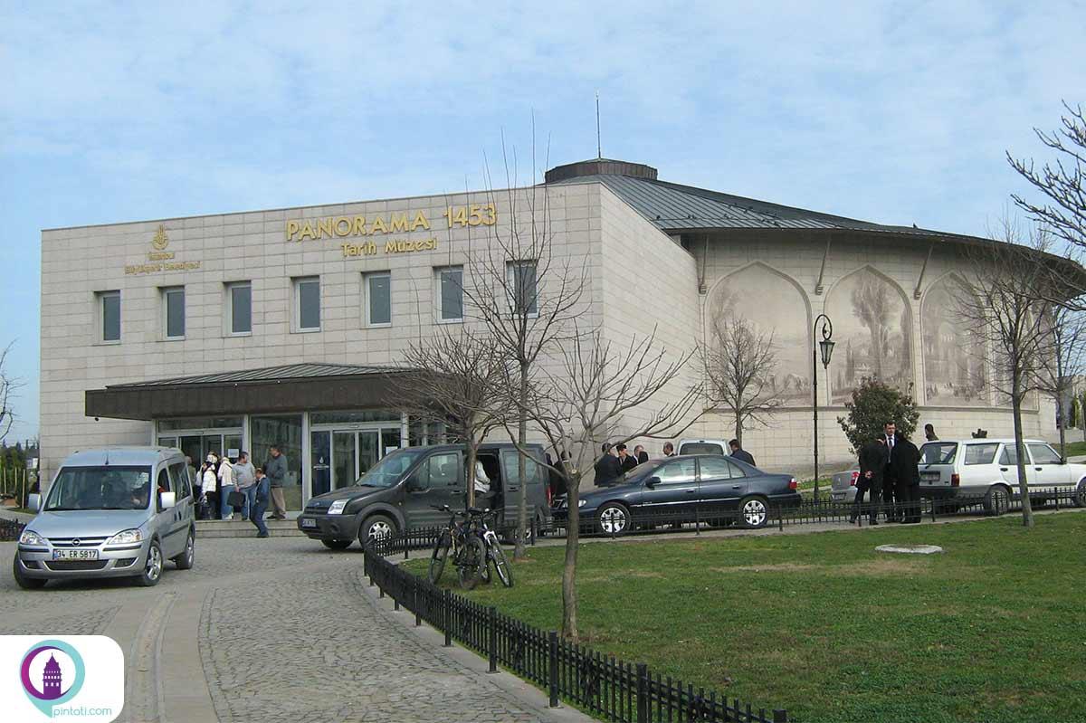 موزهی پانوراما 1453 استانبول