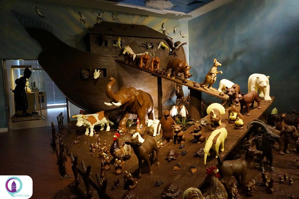 موزه شکلات پلیت استابول
