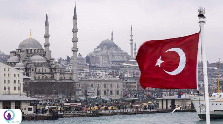 شمار عبادتخانه ها در ترکیه و جمعیت غیرمسلمان