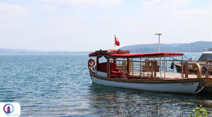 دریاچه ساپانجا ترکیه