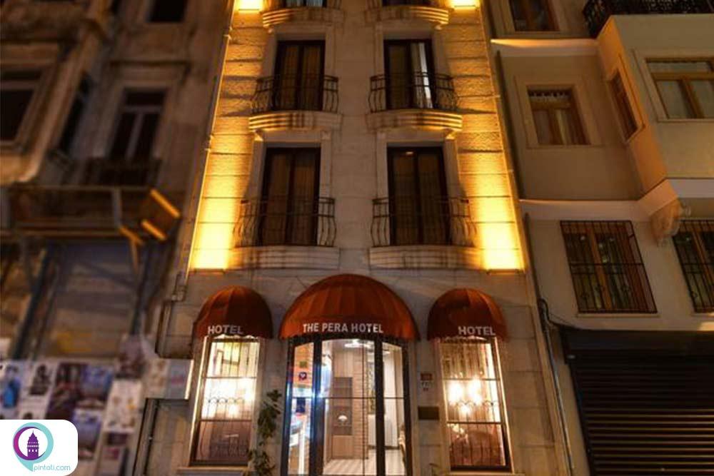 دی پرا هتل استانبول