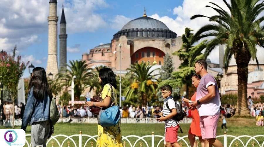 تدابیر بهداشتی در مراکز توریستی ترکیه و رضایت گردشگران اوکراینی