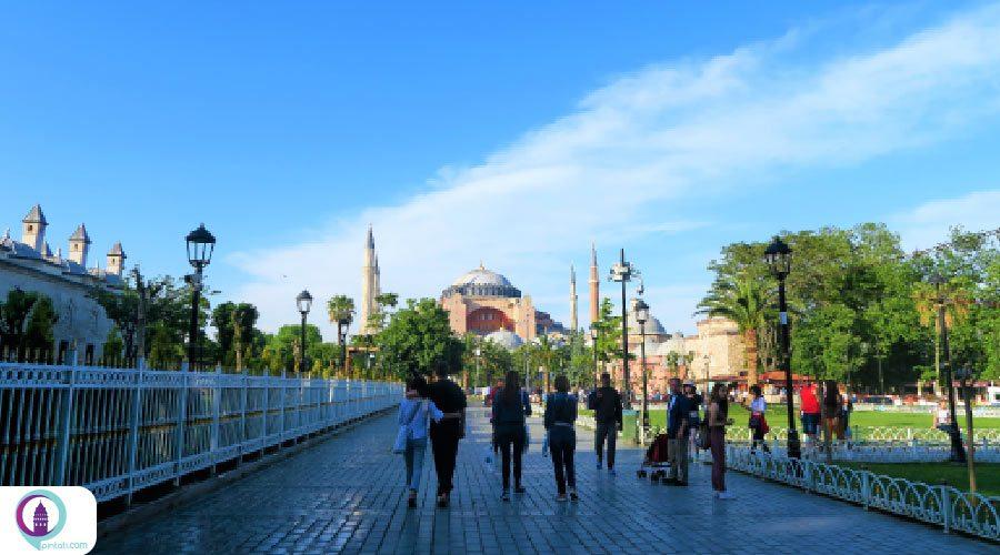 ترکیه محبوبترین مقصد گردشگری روسهاست