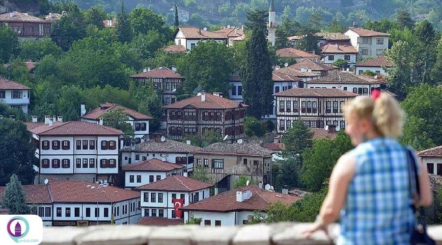 شهر تاریخی سافران بولو ترکیه و استقبال گسترده گردشگران