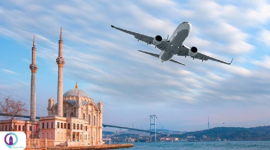 لغو تمام پروازهای استانبول