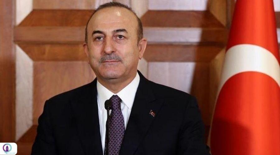 وزیر خارجه ترکیه یه یونان هشدار داد
