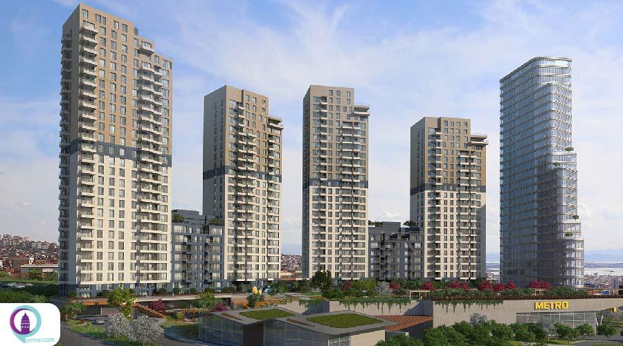 شرکت های ساختمانی در ترکیه