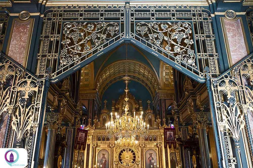 کلیسای سنت استفان بلغاری