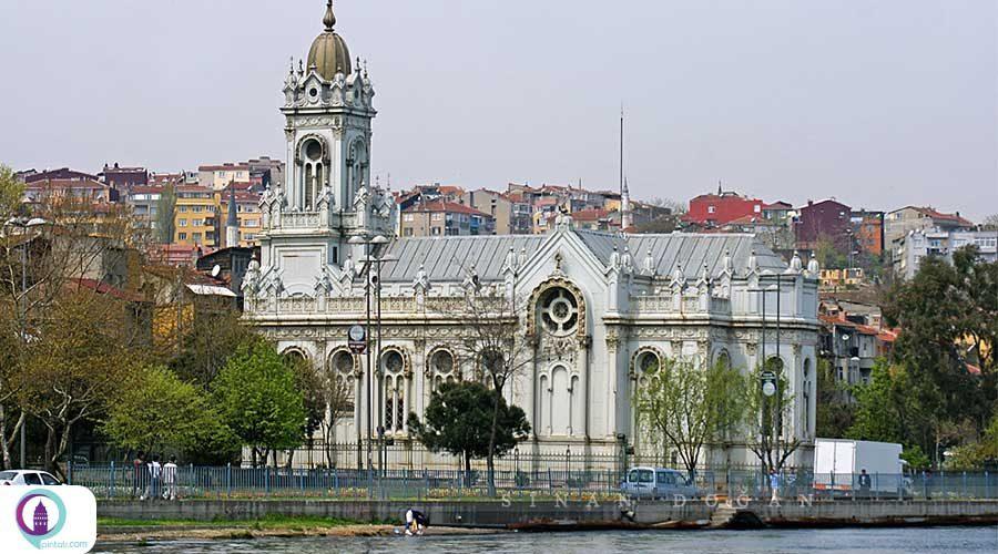 کلیسای سنت استفان؛ استانبول، شهر هفتاد و دو ملت
