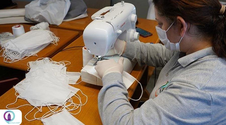 صادرات ماسک یکبار مصرف در ترکیه