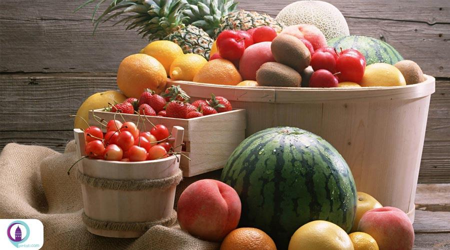 صادرات میوه و سبزیجات در ترکیه