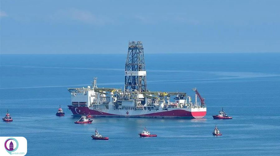 بزرگترین میدان گازی در طول تاریخ ترکیه در دریای سیاه کشف  شد