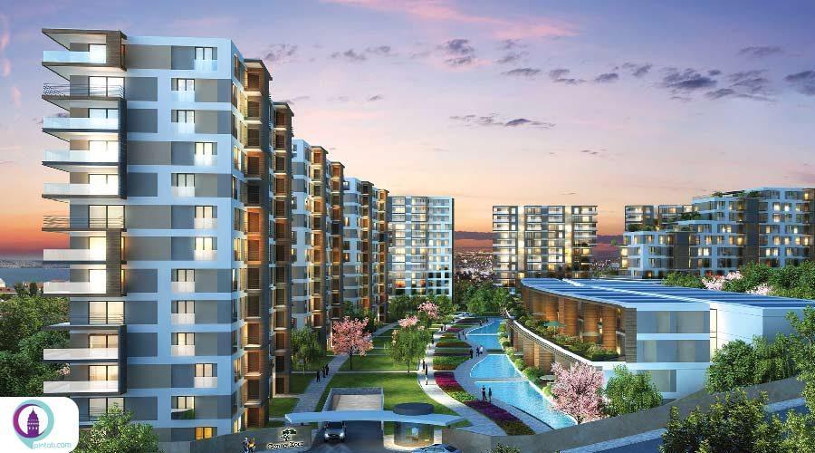 بهترین مجتمع های مسکونی در استانبول را بشناسید