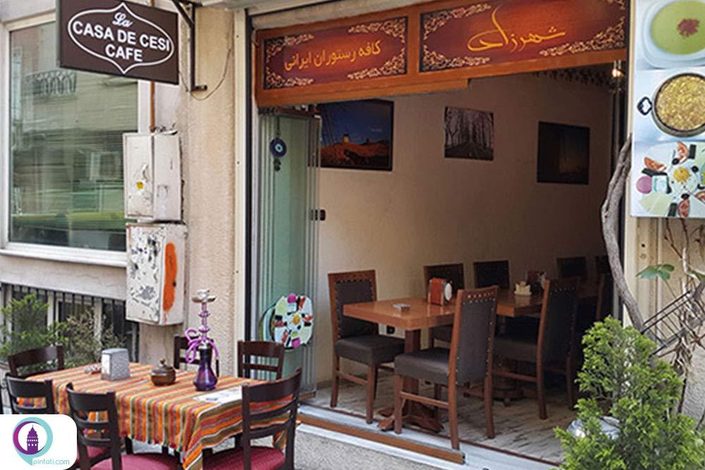 رستوران-شهرزاد-استانبول