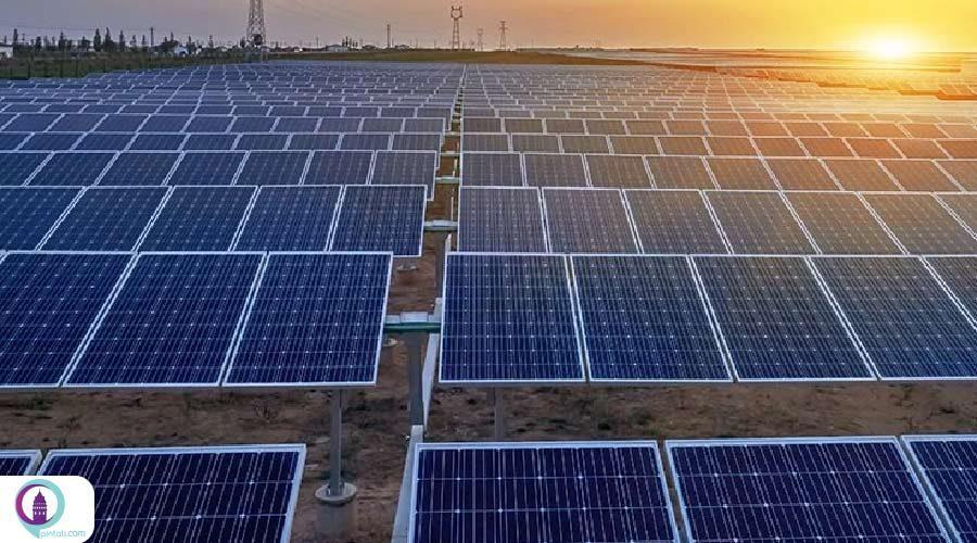 انرژی خورشیدی شرکت آسلسان ترکیه