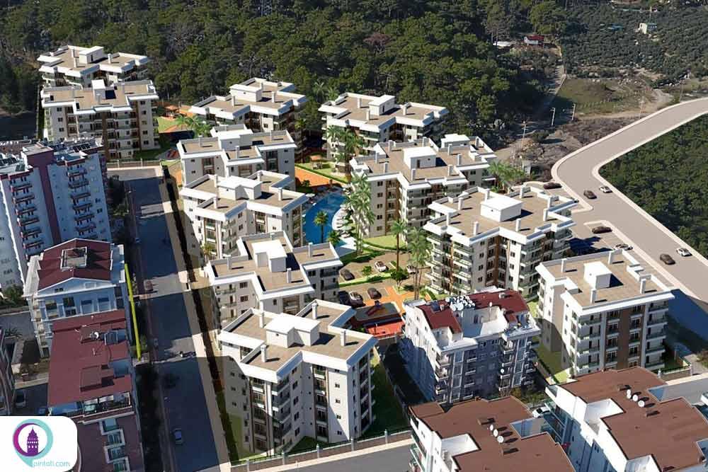 راهنمای خرید ملک در آنتالیا