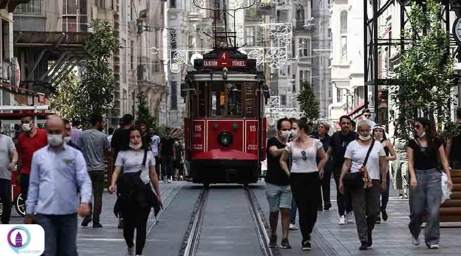 آخرین آمار کرونا در ترکیه