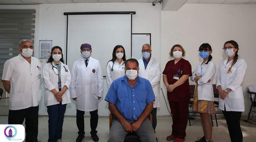 مرحله سوم کارآزمایی بالینی واکسن کرونای چین در ترکیه