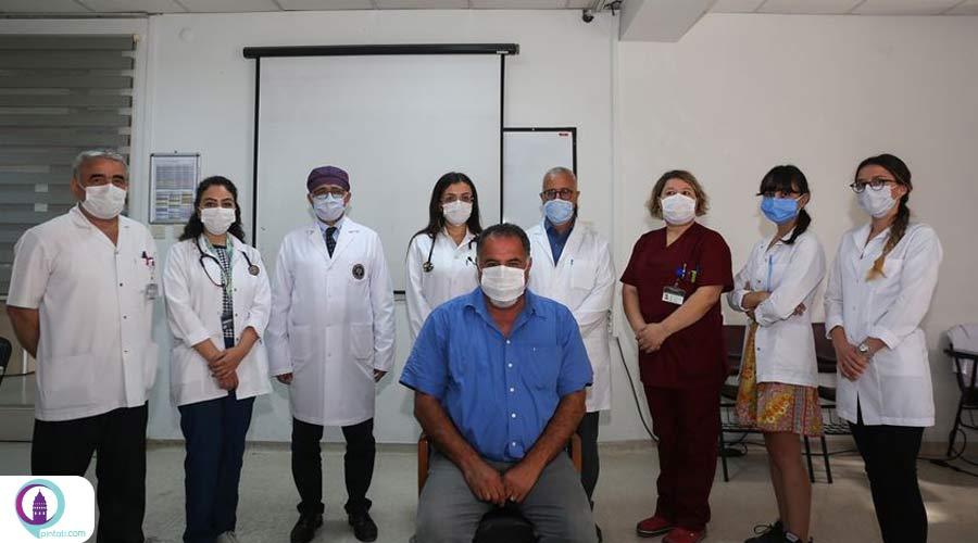 آزمایش واکسن کرونای چینی در ترکیه