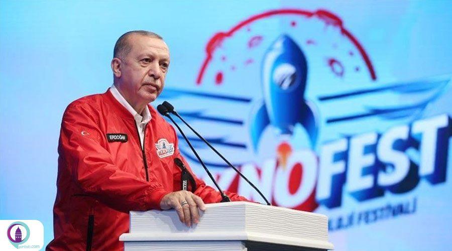 ترکیه جزو چند کشور پیشگام در ساخت هواپیمای بدون سرنشین