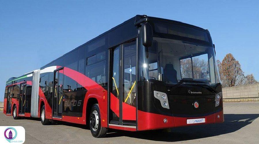 افزایش صادرات اتوبوس، مینیبوس و میدلباس توسط ترکیه