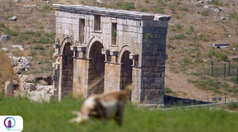 میعادگاه تاریخ و طبیعت؛ شهر باستانی پاتارا