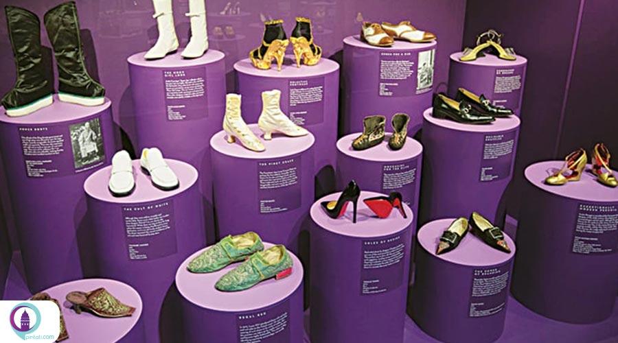 نخستین نمایشگاه حضوری کفش در استانبول